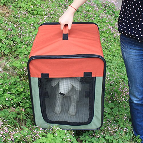 Best Foldable Portable Crate For Dog To Travel