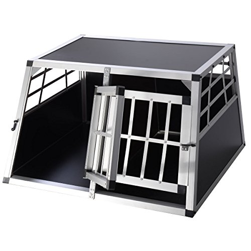 Large Plastic Dog Kennel With Door