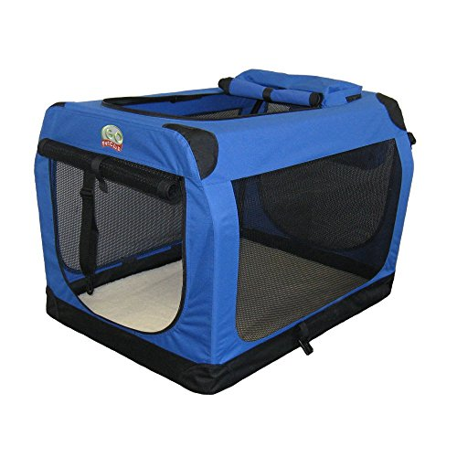 Go Pet Club Soft Dog Crate 28 Inch K9 Crates