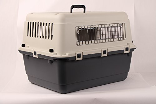 Pet Kennel Direct 27 Quot Airline Approved Plastic Dog Cat Pet Kennel Carrier Or Air Travel With