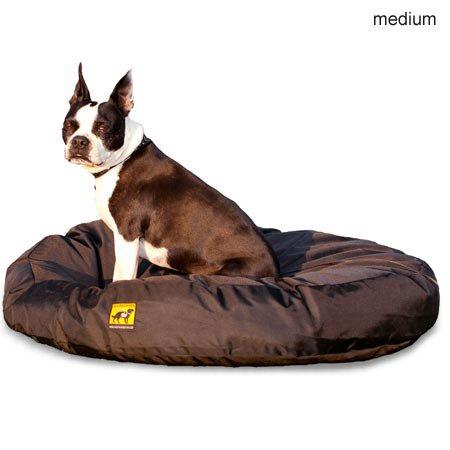 Ballistic Dog K9 Ballistics Round Tuff Dog Bed Ripstop Ballistic
