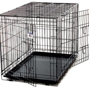 New 31 Quot Homey Pet Pet Cage And Durable Plastic Black Tray