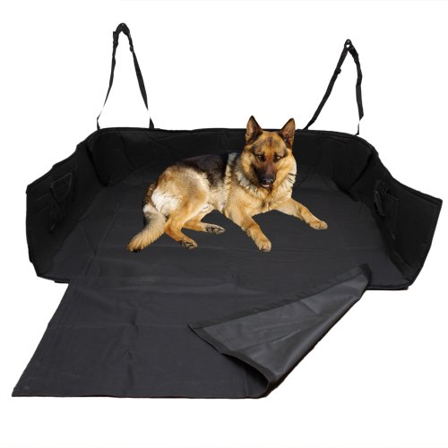 Oxgord Pet Seat Cover For Cars With Thick Hd Fabric