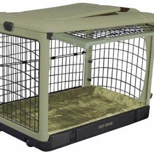 Etna Waterproof Pet Retreat Portable Dog House K9 Crates