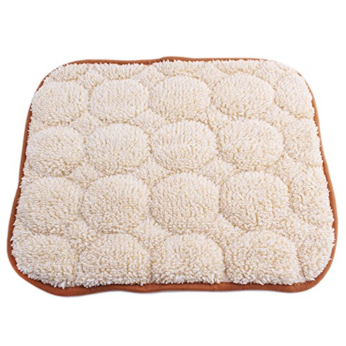 Petwell Winter Soft Qulited Sherpa Cotton Small Cushion
