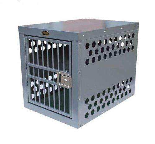 Zinger Winger Dx3000 Deluxe 3000 Aluminum Dog Crate K9