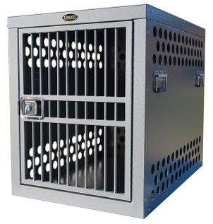 Zinger Winger Dx4500 Deluxe 4500 Aluminum Dog Crate K9