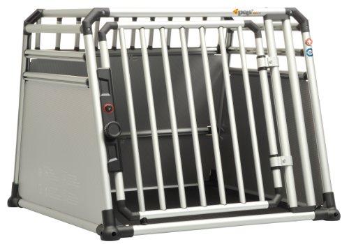 proline crash tested dog crate with aluminum frame condor. Black Bedroom Furniture Sets. Home Design Ideas